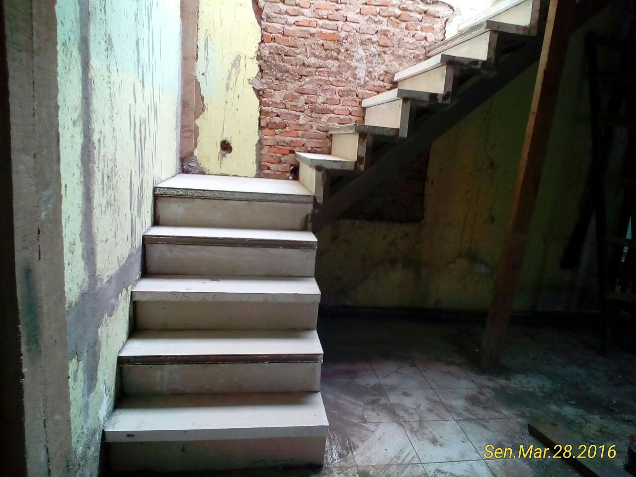 panel beton, tangga, beton ringan, stairs, depanel