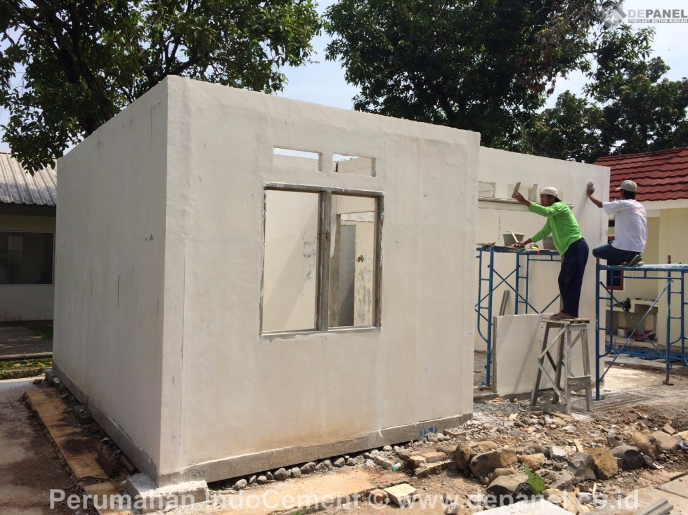 perumahan, indocement, project